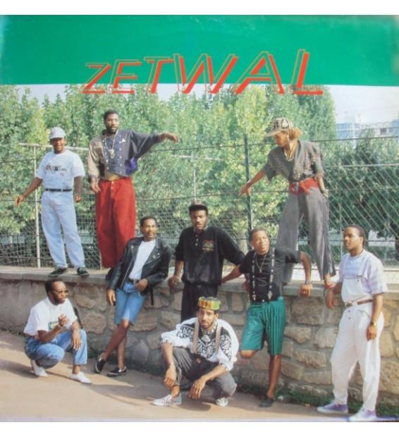Zetwal - J.I.P. Présente Zetwal (LP) mesvinyles.fr