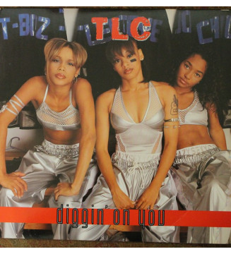 "TLC - Diggin' On You (12"") mesvinyles.fr"