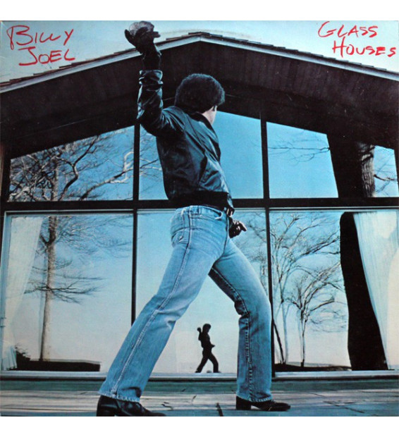 Vinyle - Billy Joel - Glass Houses