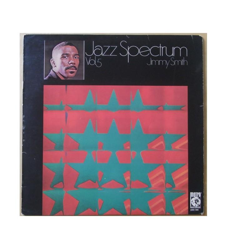 Jimmy Smith - Jazz Spectrum Vol. 5 mesvinyles.fr