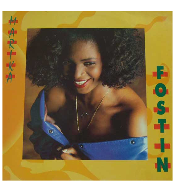 Marika Fostin - Marika Fostin (LP) mesvinyles.fr