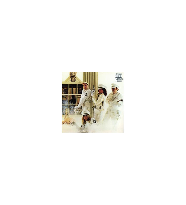 Cheap Trick - Dream Police (LP, Album) mesvinyles.fr