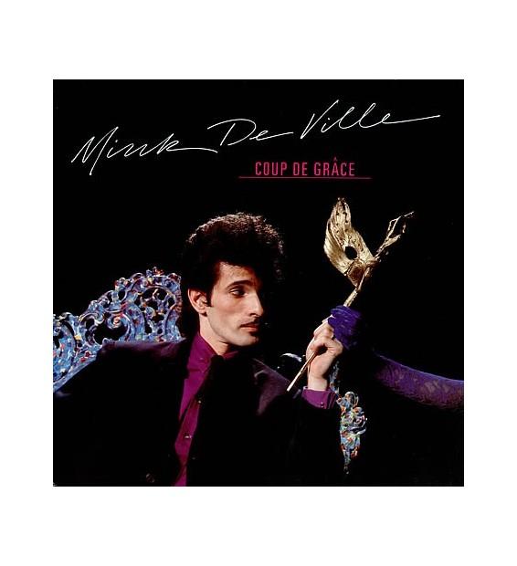 Mink DeVille - Coup De Grâce (LP, Album)
