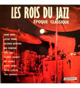 Les Rois Du Jazz - Époque Classique mesvinyles.fr
