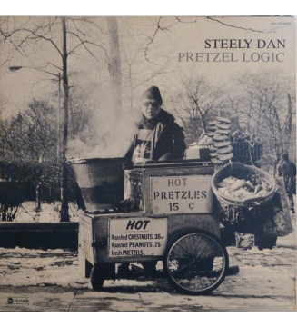 Steely Dan - Pretzel Logic (LP, Album, Gat)