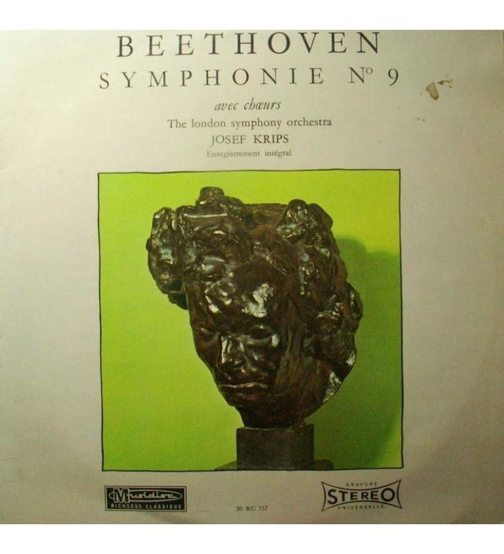 Josef Krips - Intégrale des neuf symphonies (7xLP, Album, Comp) mesvinyles.fr