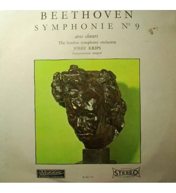 Josef Krips - Intégrale des neuf symphonies (7xLP, Album, Comp)
