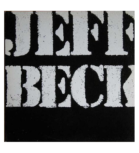 Jeff Beck - There & Back (LP, Album, Emb) mesvinyles.fr