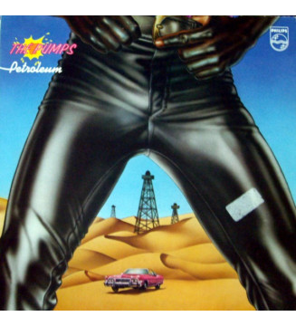 The Pumps - Petroleum (LP, Album) mesvinyles.fr