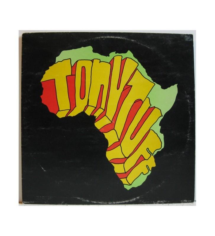 Tony Tuff - Tony Tuff (LP) mesvinyles.fr