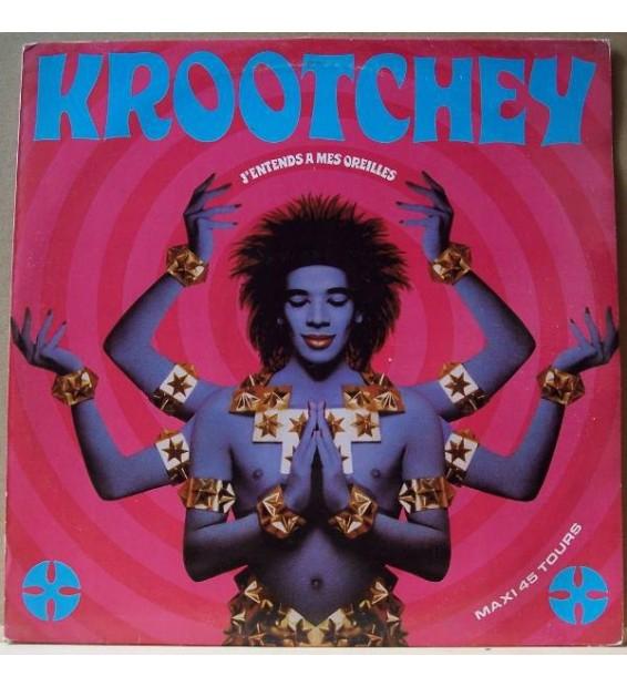 """Krootchey* - J'Entends A Mes Oreilles (12"""") mesvinyles.fr"""