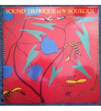 Various - Sound D'Afrique II Soukous (LP, Comp) mesvinyles.fr