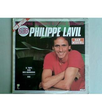 """Philippe Lavil - 6.33 (12"""", MiniAlbum) mesvinyles.fr"""