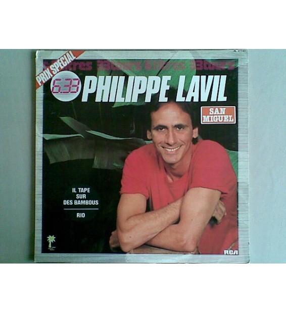 """Philippe Lavil - 6.33 (12"""", MiniAlbum)"""