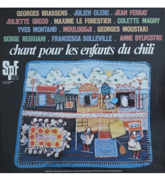 Chant Pour Les Enfants Du Chili (LP, Comp)