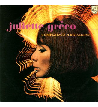 Juliette Gréco - Complainte Amoureuse (LP, Album) mesvinyles.fr