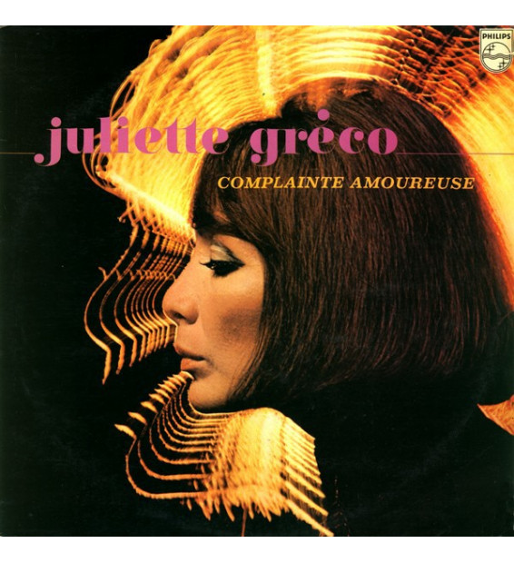 Juliette Gréco - Complainte Amoureuse (LP, Album)