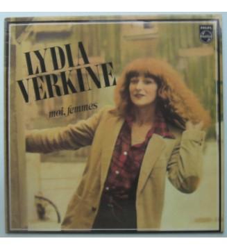 Lydia Verkine - Moi, femmes (LP, Album) mesvinyles.fr