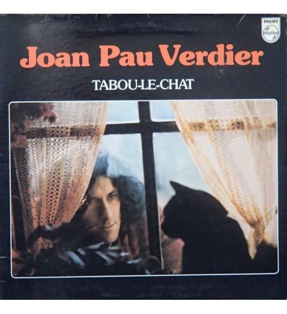 Joan Pau Verdier - Tabou Le Chat (LP, Album)