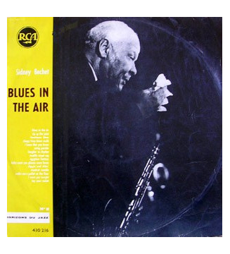 Sidney Bechet - Blues In The Air (LP, Album)