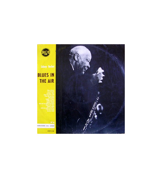 Sidney Bechet - Blues In The Air (LP, Album) mesvinyles.fr