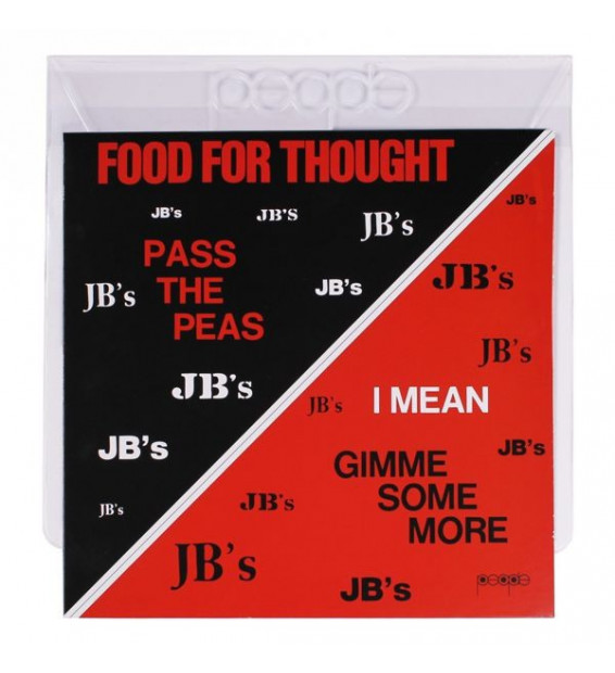 Vinyle - THE J.B.'S - Food For Thought