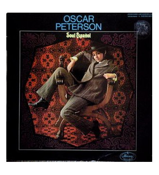 Oscar Peterson - Soul Español (LP, Mono, Album) mesvinyles.fr