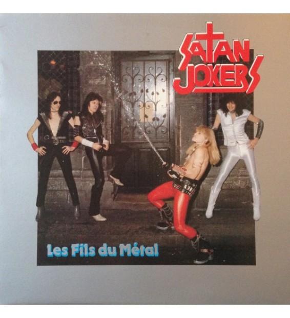 Satan Jokers - Les Fils Du Métal (LP, Album) mesvinyles.fr
