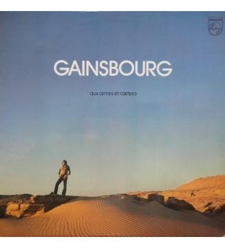 SERGE GAINSBOURG - Aux Armes Etcetera mesvinyles.fr