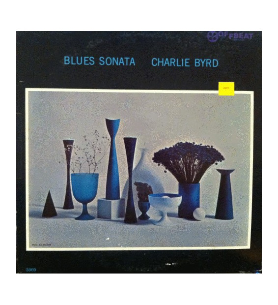 Charlie Byrd - Blues Sonata (LP, Album, Mono)