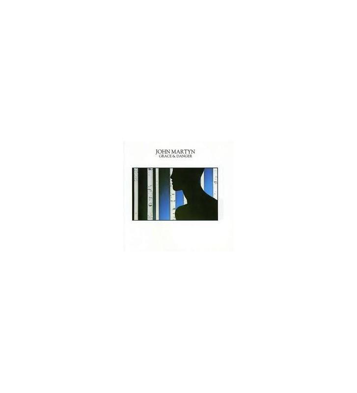 John Martyn - Grace & Danger (LP, Album) mesvinyles.fr