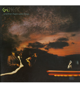 Genesis - ...And Then There Were Three… (LP, Album, Gat) mesvinyles.fr