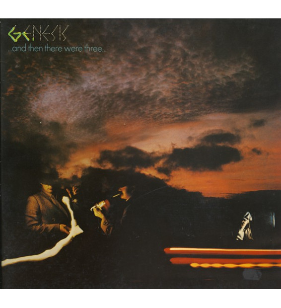 Genesis - ...And Then There Were Three… (LP, Album, Gat)