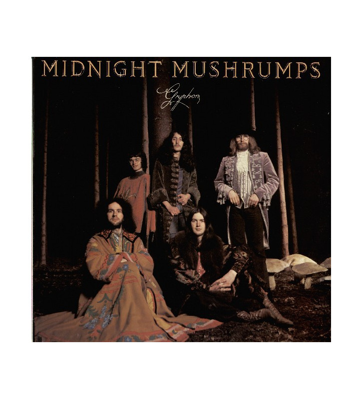Gryphon - Midnight Mushrumps (LP, Album) mesvinyles.fr