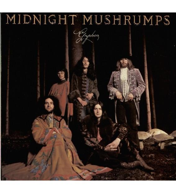 Gryphon - Midnight Mushrumps (LP, Album) mesvinyles.fr