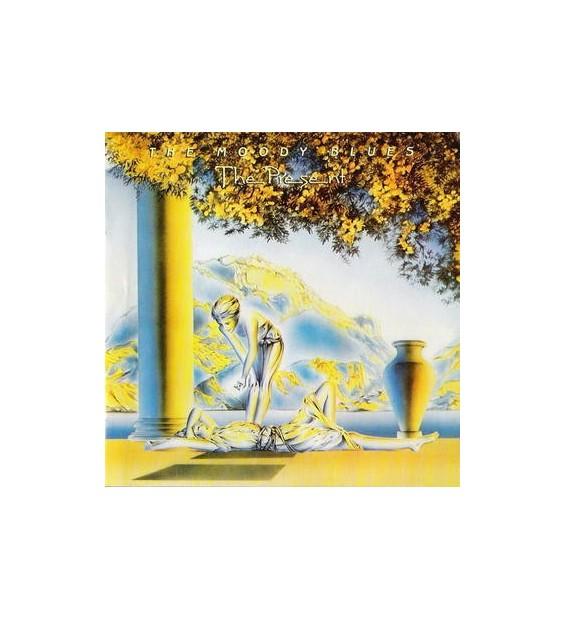 The Moody Blues - The Present (LP, Album, Gat) mesvinyles.fr