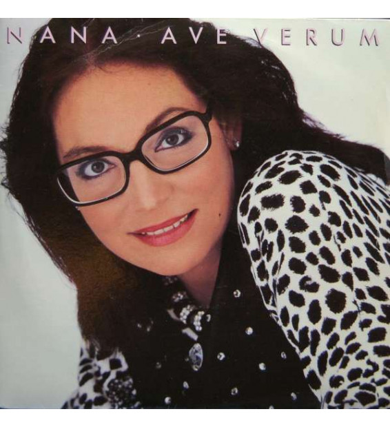 "Nana Mouskouri - Ave Verum (7"", Single)"