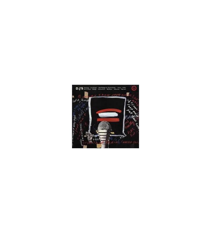 Various - Reggae Greats - D.J.'s (LP, Comp) mesvinyles.fr