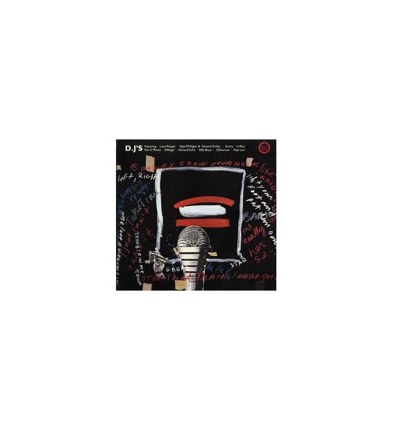 Reggae Greats - D.J.'s (LP, Comp) mesvinyles.fr