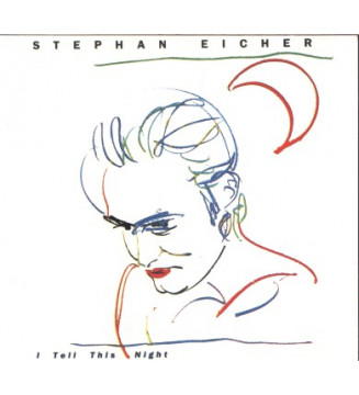 Stephan Eicher - I Tell This Night (LP, Album) mesvinyles.fr