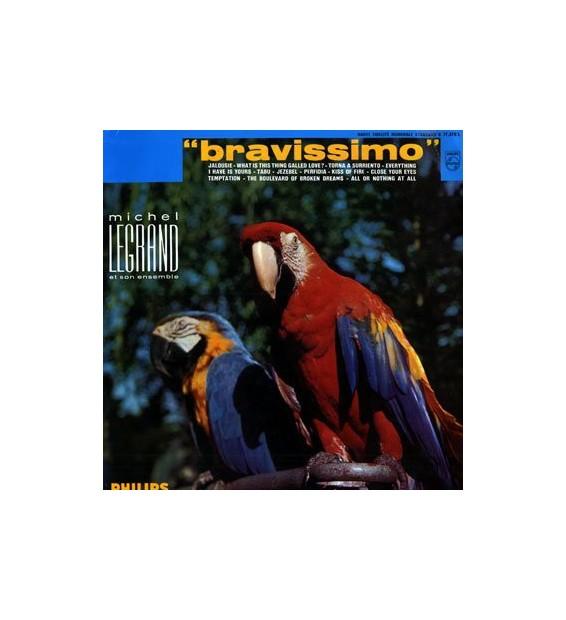 Michel Legrand Et Son Ensemble - Bravissimo (LP) mesvinyles.fr