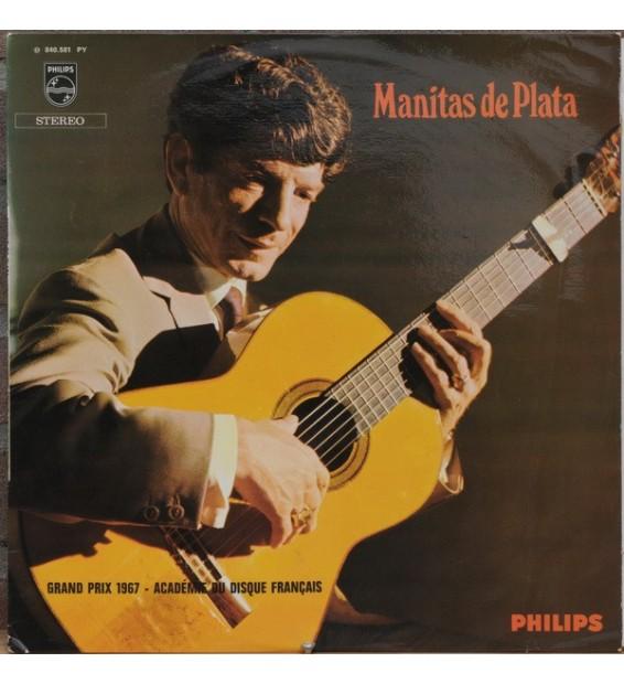 Manitas De Plata - Manitas De Plata (LP)
