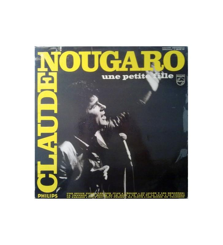 Claude Nougaro - Une Petite Fille (LP, Comp) mesvinyles.fr