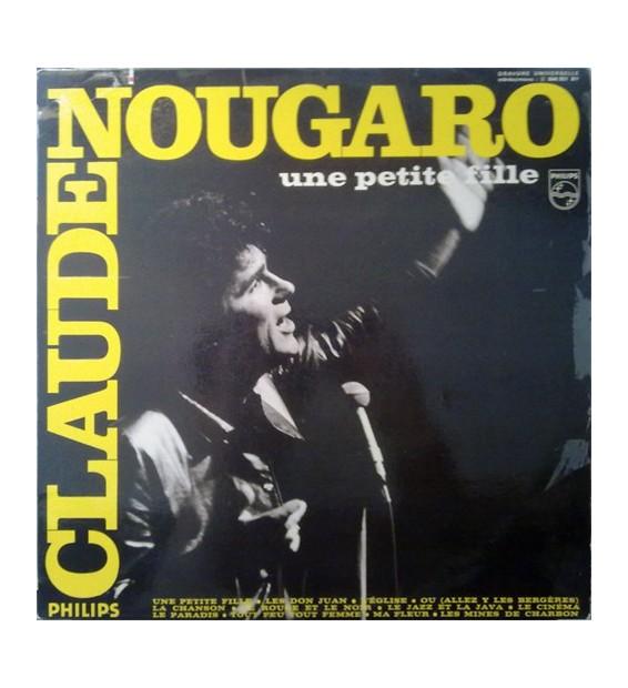 Claude Nougaro - Une Petite Fille (LP, Comp)
