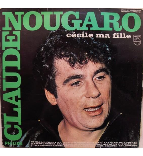 Claude Nougaro - Cécile Ma Fille (LP, Comp)