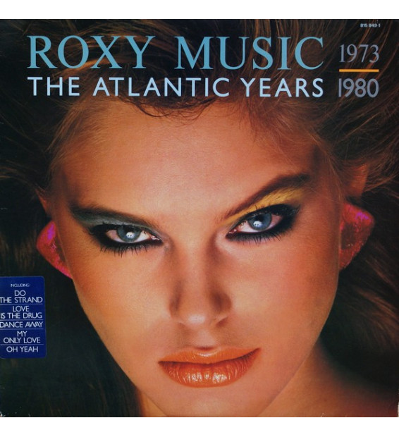 Roxy Music - 1973 - 1980 The Atlantic Years (LP, Comp) mesvinyles.fr