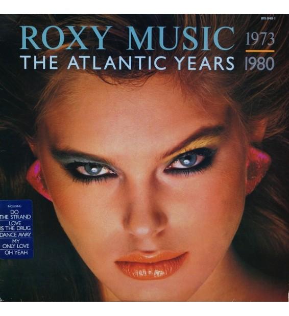 Roxy Music - 1973 - 1980 The Atlantic Years (LP, Comp) mesvinyles.fr