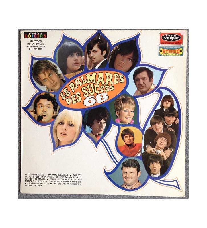 Various - Le Palmares Des Succes 68 (LP, Comp) mesvinyles.fr