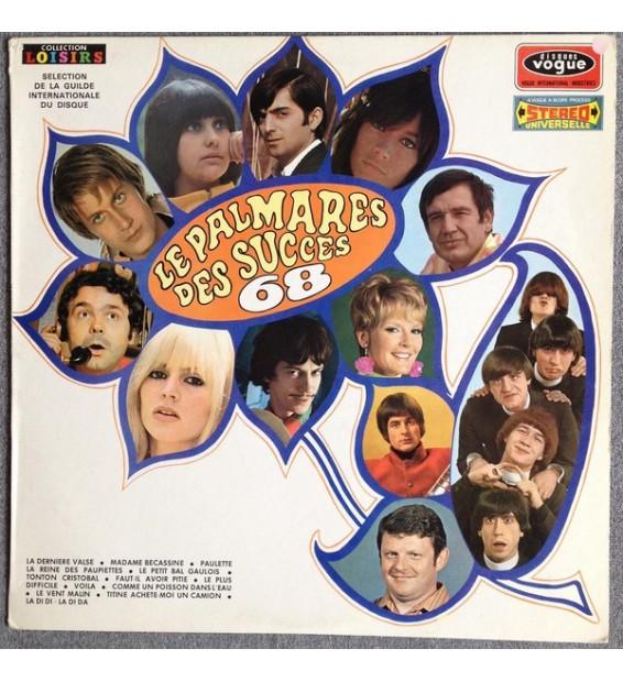 Le Palmares Des Succes 68 (LP, Comp) mesvinyles.fr