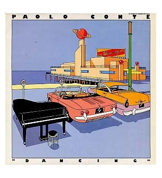 PAOLO CONTE - Dancing mesvinyles.fr